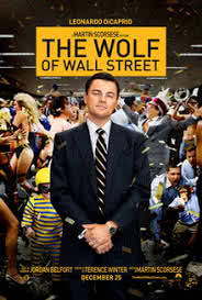 Wolf of Wall Street Poster - Bachelorette Party Activities for the Break the Bank Bride