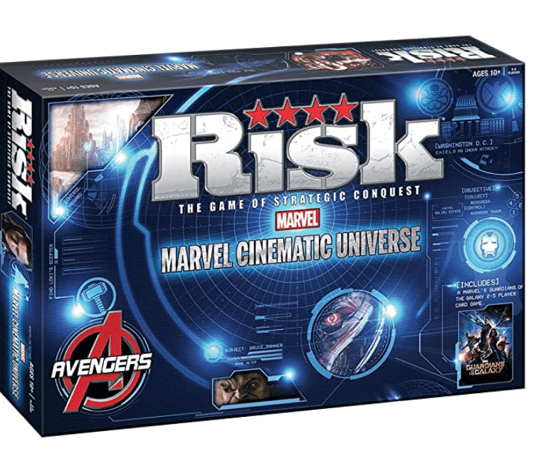 Risk - the MCU edition - Ideas for a Loki Themed Hen weekend