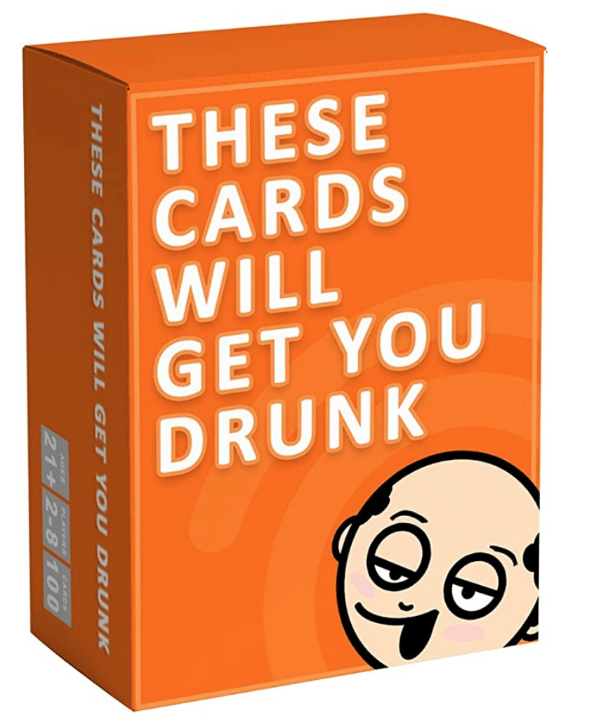 Hen Party Games - These Cards will get your drunk