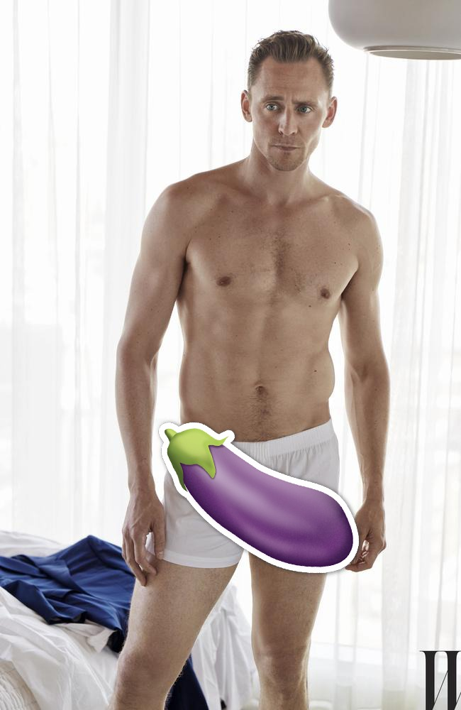 Tom Hiddleston in his underwear - Pin the Junk on the Hiddle-Hunk. - Ideas for a Loki Themed Hen weekend